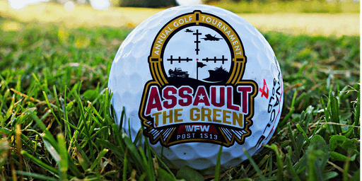 Assault the Green! VFW Post 1513 Annual Golf Tournament