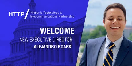 HTTP Welcome Reception for new executive director Alejandro Roark tickets