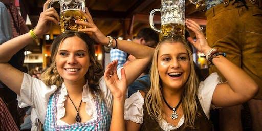 Oktoberfest Summer Parties