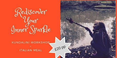 Rediscover Your Inner Sparkle with Kundalini Yoga and Meditation tickets