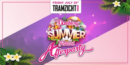AFTERPARTY Domburg Summer Festival