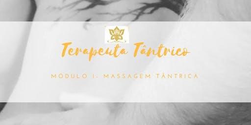 Terapeuta Tântrico- Módulo Massagem Tântrica