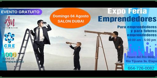 EXPO-FERIA EMPRENDEDORES- EVENTO GRATUITO