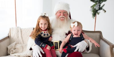 Santa Mini Sessions by Lauren Muckler Photography (Sunday November 24th 2019)