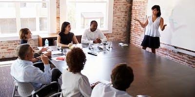 Mastering Your Presentations Workshop - Evanston
