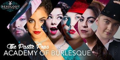 The Pastie Pops Burlesque Academy