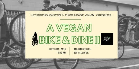 A Vegan Bike & Dine II  Soul Food Vegan tickets