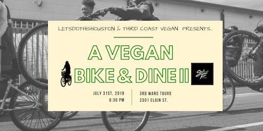 A Vegan Bike & Dine II  Soul Food Vegan