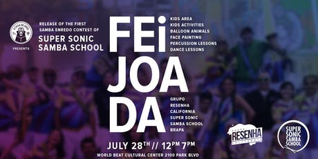 "Feijoada SSSS - ""First annual Samba Enredo contest"" tickets"