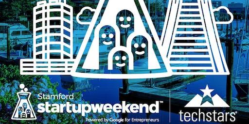 Techstars Startup Weekend Stamford 09/20 -9/22