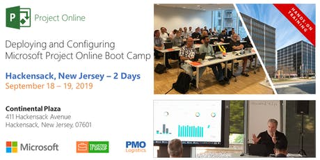 NJ - Deploying and Configuring Microsoft Project Online Boot Camp tickets