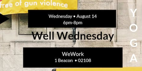WellWednesday : A Yoga Series For Us : S2E1 tickets