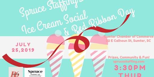 Red Ribbon Day - Spruce Staffing LLC & R6 Events LLC
