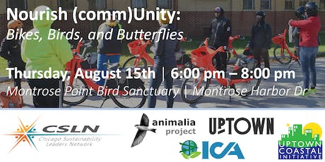 Nourish (comm)Unity: Bikes, Birds, and Butterflies tickets