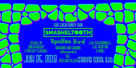 Smasheltooth, Spoken Bird, Krakinov & More! tickets