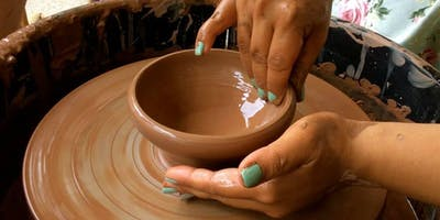 Pottery Retreat for Adults on Tuesdays