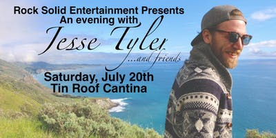 RSE Presents: An evening with Jesse Tyler and Friends