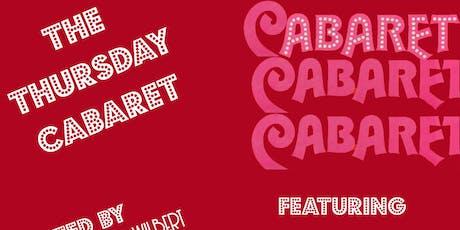 The Thursday Cabaret  tickets