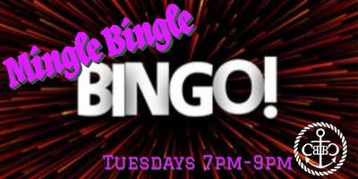 Twisted Tuesdays Mingle Bingle BINGO!!!