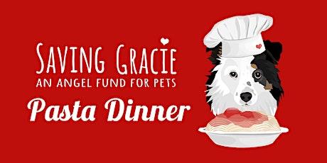 Saving Gracie's Annual Pasta Dinner tickets