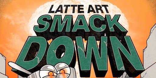 Elk Espresso Latte Art Smackdown