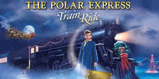 The Polar Express - Train Ride 2019