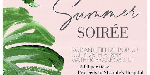 Rodan + Fields Pop up