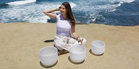 Crystal Bowl Session and Guided Meditation tickets