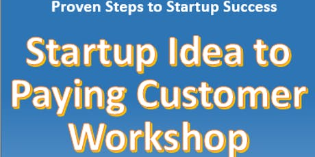 Make Your Startup or Business Idea a Reality tickets