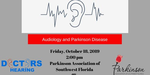 Audiology and Parkinson Disease