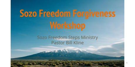 Sozo Forgiveness Workshop I tickets