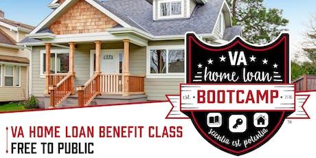 VA Home Loan Bootcamp Puyallup tickets