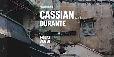 Cassian (DJ Set) + Durante