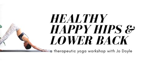 Healthy Happy Hips & Lower Back tickets