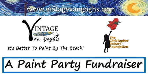 TCRF Paint Party Fundraiser