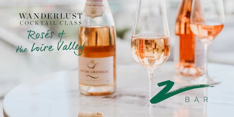 Wanderlust - Rosés of the Loire Valley tickets