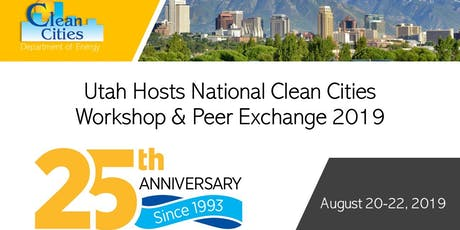 2019 Salt Lake City: Clean Cities Coordinator Workshop & Peer Exchange  tickets