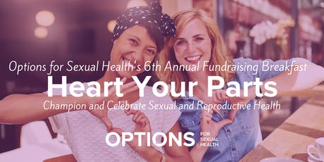 Options for Sexual Health's HYP Breakfast tickets