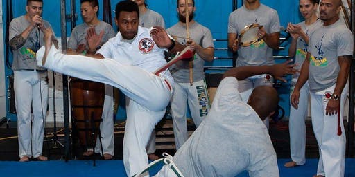 Free Capoeira Workshop for Women