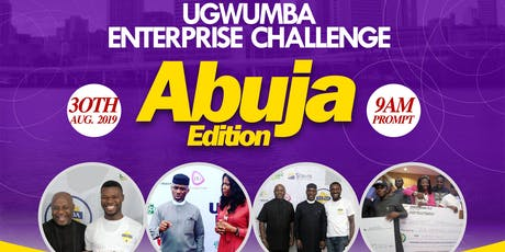 Ugwumba Enterprise Challenge: Abuja Edition  tickets