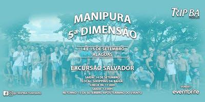 EXCURSÃO MANIPURA 5ª EDIÇÃO