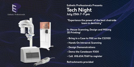 Esthetic Professionals-Tech Night  tickets