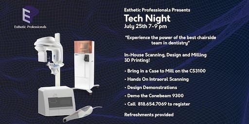 Esthetic Professionals-Tech Night