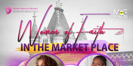 Women of Faith in the Market Place tickets