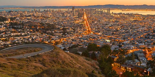 Walking the 49 Mile Scenic Walk: Twin Peaks to the Mission