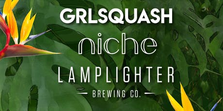 GRLSQUASH Issue Three Launch Party tickets