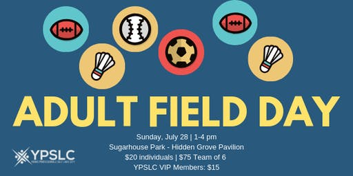 Adult Field Day & Water Balloon Fight