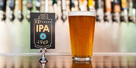 Ninkasi x Henry's Tavern Beer Experience tickets