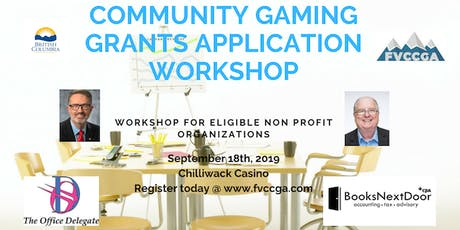 Gaming Grant Presentation with Laurie Throness & John Martin tickets