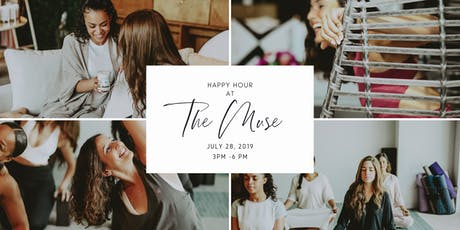 Happy Hour @ The Muse tickets